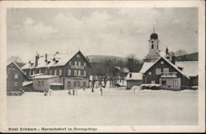 Harrachsdorf Hotel Erlebach  Kirche  x