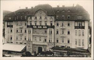 Kupele Trenc Teplice Bad Grand Hotel  *