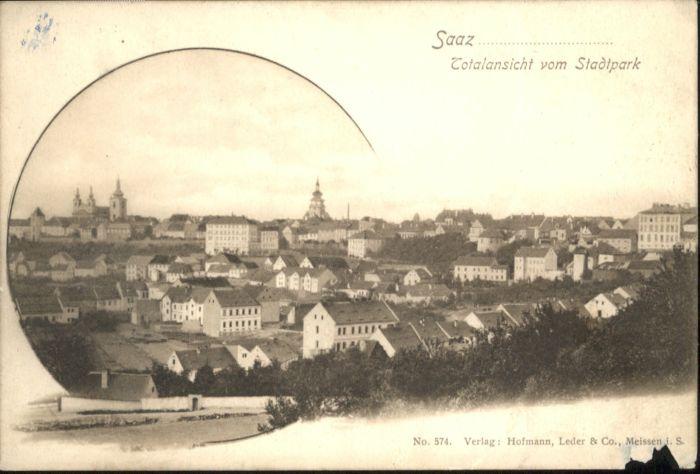 Saaz Stadtpark *