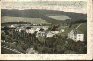 Breitenbach Sudetengau  x