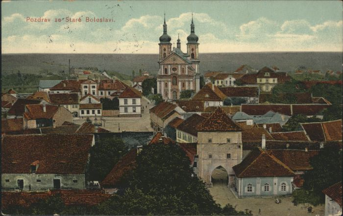Pozdrav Pozdrav Stare Boleslavi x /  /