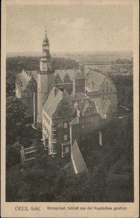 Oels Schlesien Schloss *