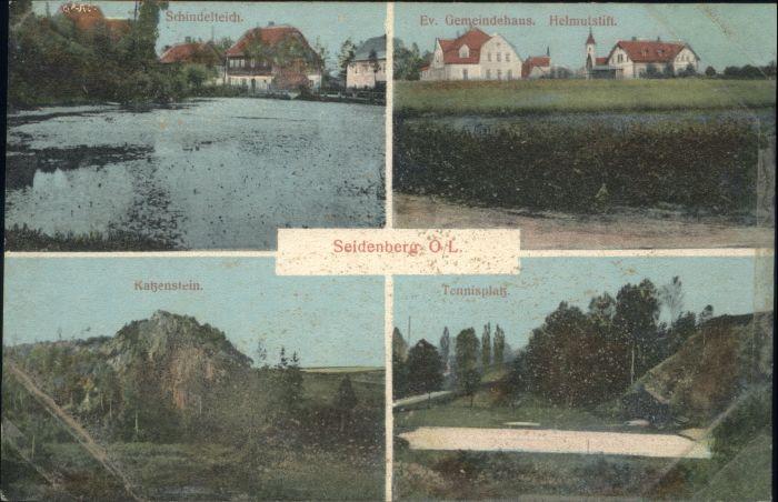 Seidenberg Seidenberg Oberlausitz Schindelteich Gemeindehaus Helmutstift Katzenstein Tennisplatz x /  /
