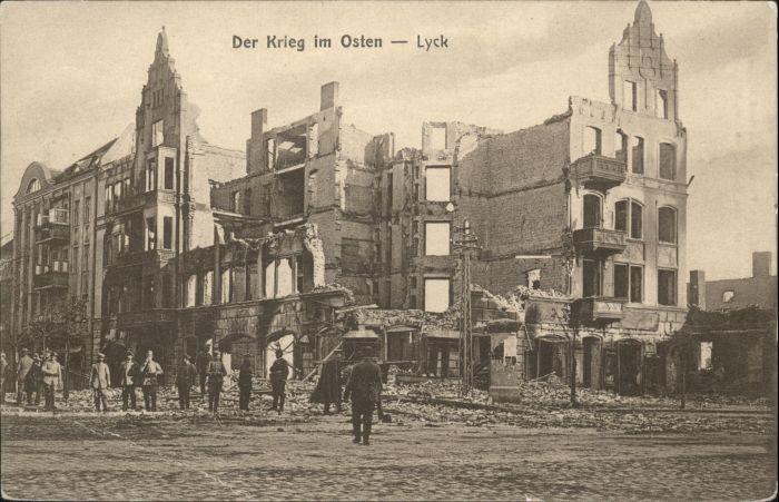Lyck Lyck Zerstoerung * /  /