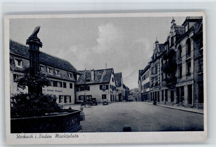 Stockach Stockach Marktplatz * /  /