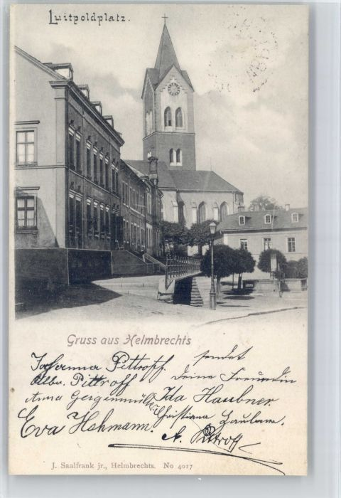 Helmbrechts Helmbrechts Luitpoldplatz x /  /