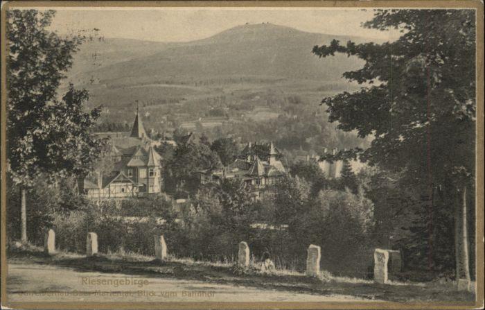 Ober-Schreiberhau Mariental  Riesengebirge x