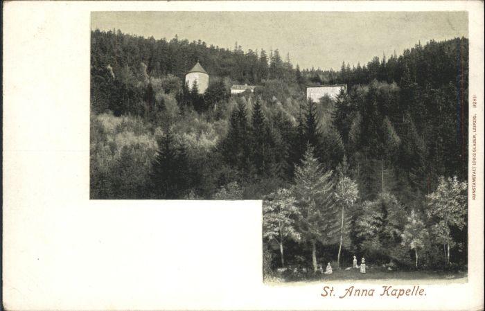 St Anna-Kapelle ? *