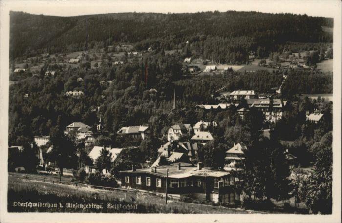 Ober-Schreiberhau Riesengebirge Weissbachtal x
