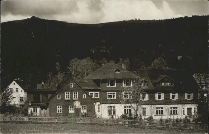 Ober-Schreiberhau [Stempelabschlag]  x