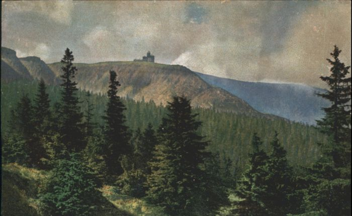 Schneegrubenbaude Riesengebirge Agnetendorf *