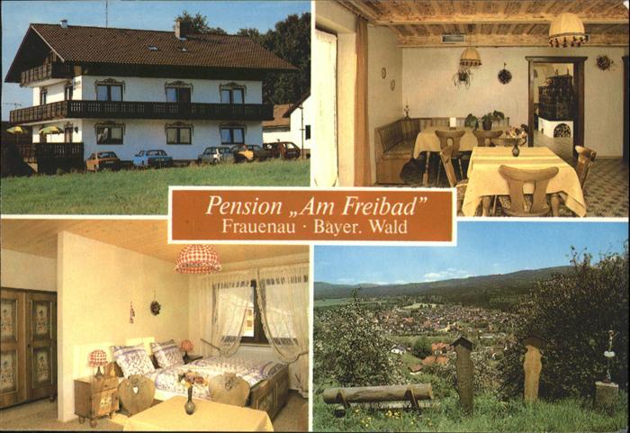 Frauenau Bayerischer Wald Pension Am Freibad /  /