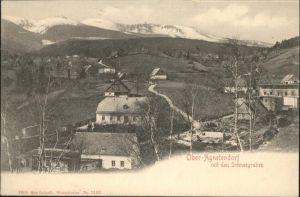 Ober-Agnetendorf Schneegruben / Polen /Polen