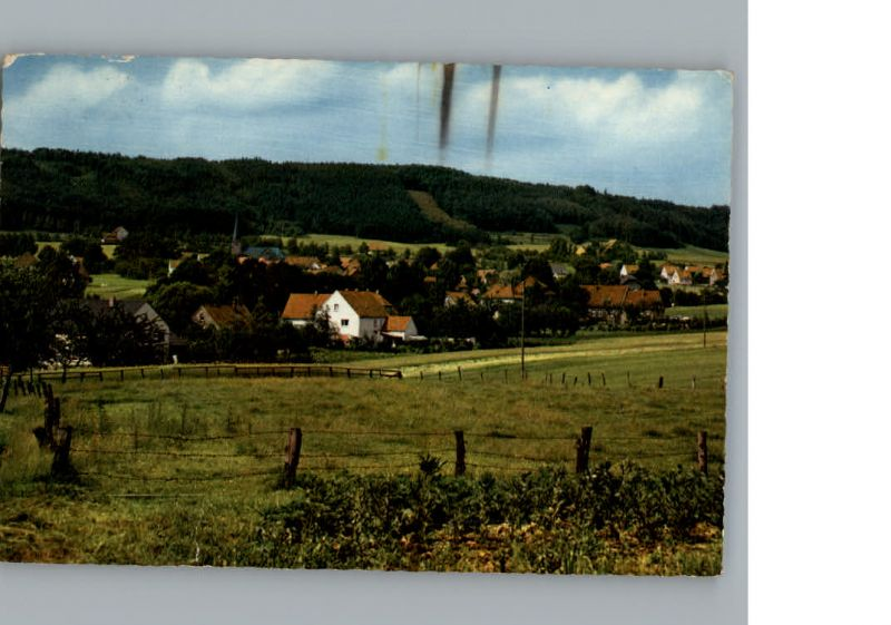 Roedinghausen Westfalen Landschaft / Roedinghausen /Herford LKR