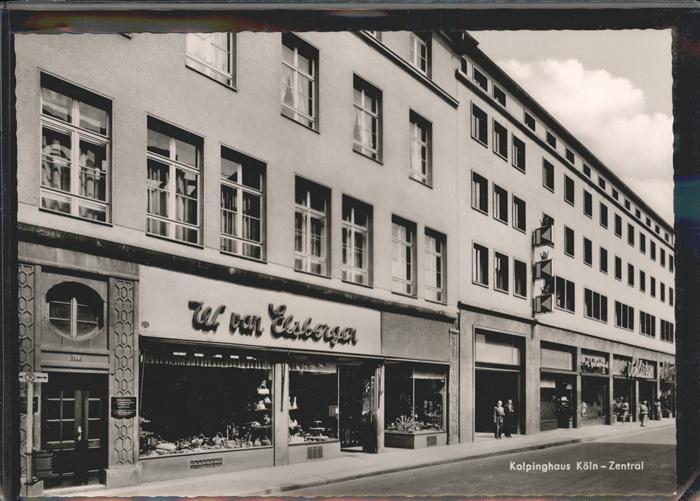 Koeln Kolpinghaus Kat. Koeln