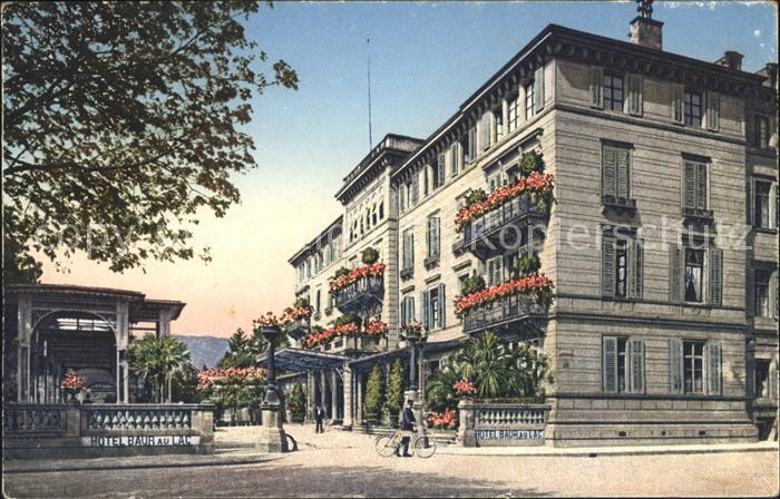 Zuerich Hotel Baur au Lac / Zuerich /Bz. Zuerich City