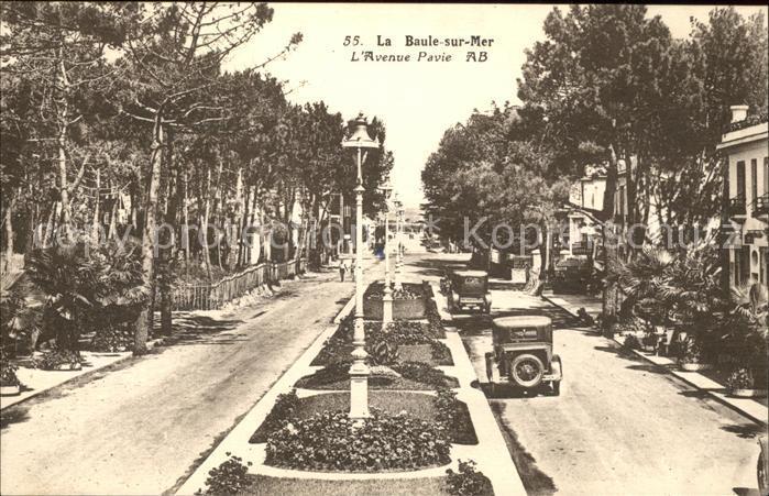 La Baule sur Mer Avenue Pavie Kat. La Baule Escoublac