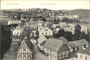 Hirschfelde Zittau Blick nach Rosenthal /  /