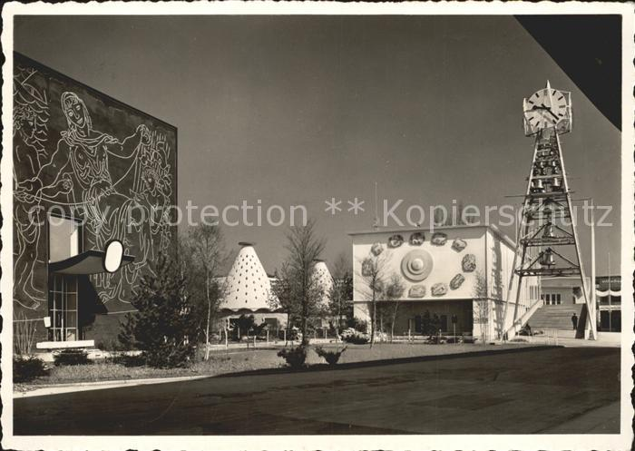 Zuerich Schweizer Landesausstellung / Zuerich /Bz. Zuerich City