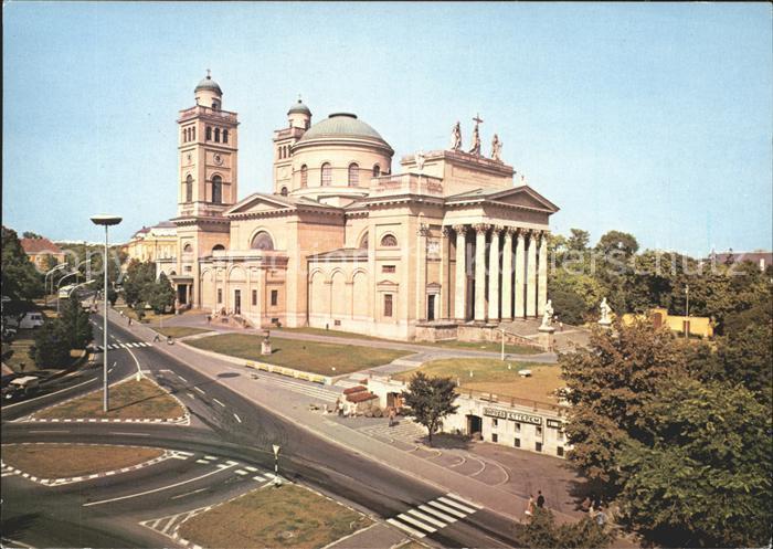 Eger Tschechien Boehmen Bazilika Kat. Cheb