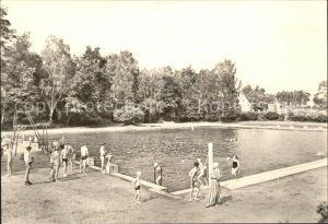 Belzig Schwimmbad Kat. Belzig