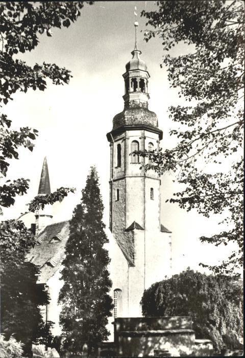 Hirschfelde Zittau Pfarrkirche St Peter und Paul Kat. Hirschfelde Zittau