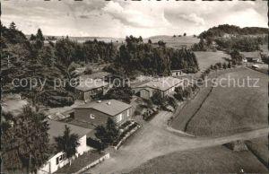 Poppenhausen Wasserkuppe Schule Schwarzerden Kat. Poppenhausen (Wasserkuppe)