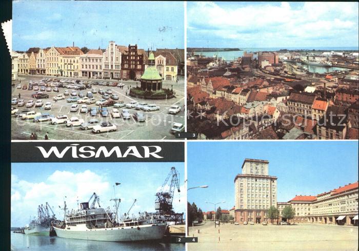 Wismar Mecklenburg Vorpommern  Kat. Wismar