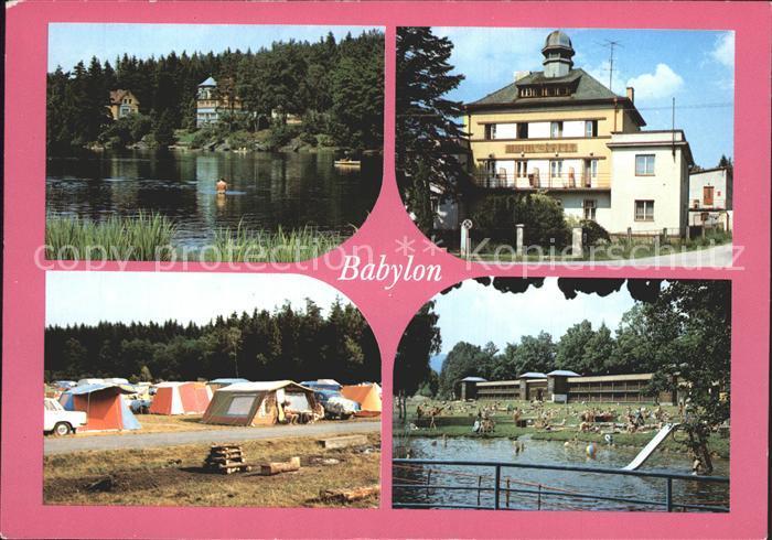 Babylon Camping Strandbad Kat. Babylon