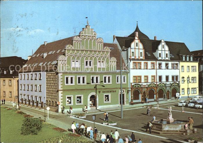 Weimar Thueringen Stadthaus Lucas Cranach Haus  Kat. Weimar