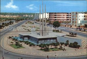 Santo Domingo Distrito Nacional Plazoleta La Trinitaria Kat. Santo Domingo