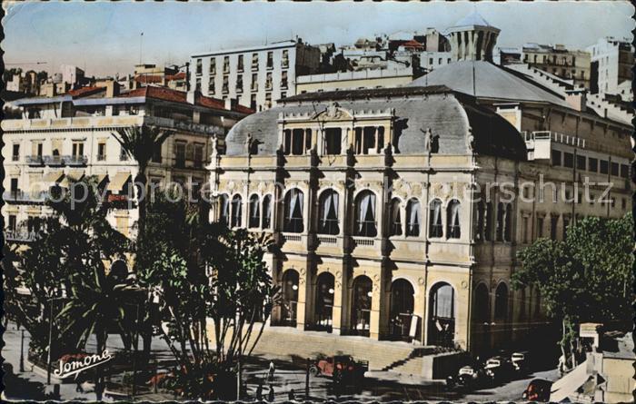 Alger Algerien Opera Square Bresson