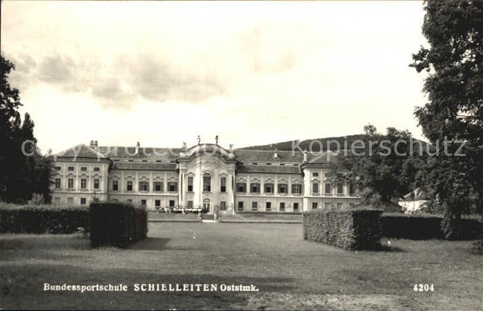 Stubenberg Steiermark Bundessportschule Schielleiten Kat. Stubenberg am See