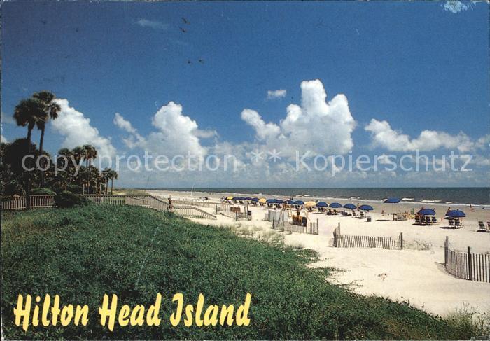 Hilton Head Island Strand Kat. Hilton Head Island