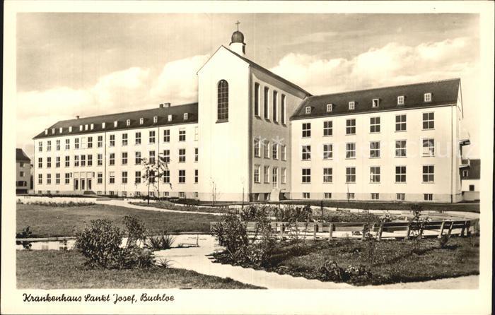 Buchloe Krankenhaus St Josef Kat. Buchloe