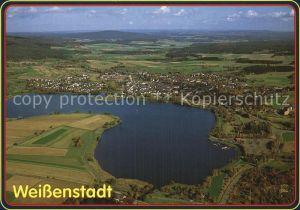 Weissenstadt Panorama Kat. Weissenstadt