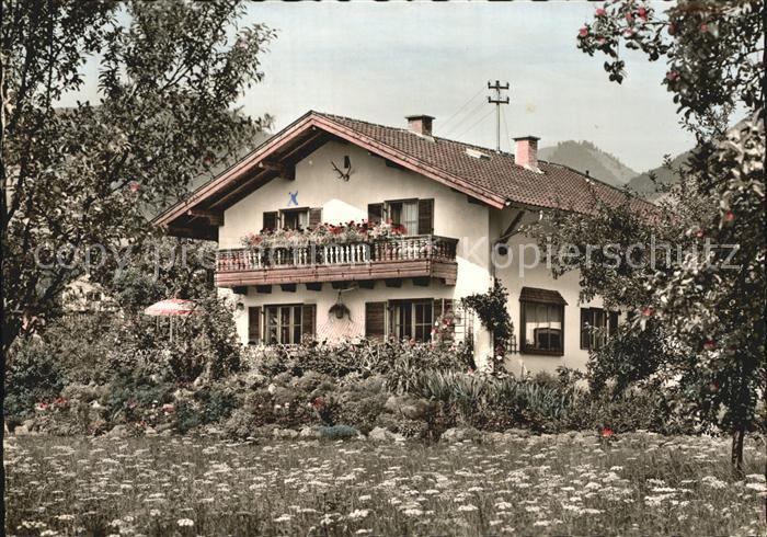 AK Ansichtskarte Egglfing Inn Haus Maria Gaestehaus