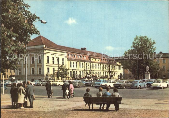 Berlin Operncafe Hauptstadt der DDR Kat. Berlin