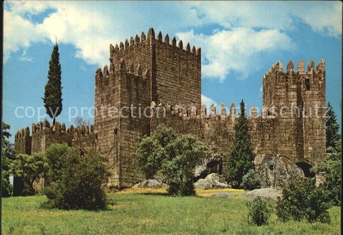 Guimaraes Schloss  Kat. Guimaraes