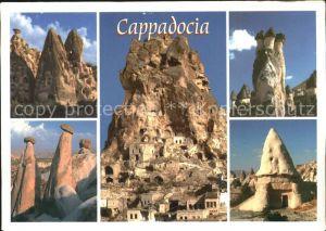 Cappadocia Teilansichten