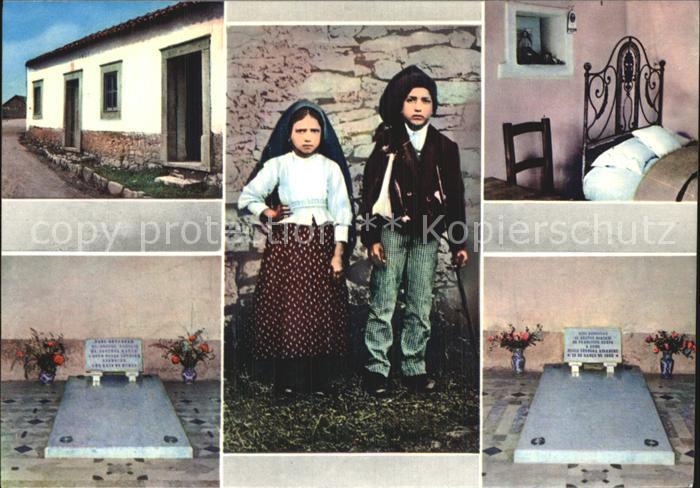Fatima Andenken von Francisco und Jazinta Kat. Portugal