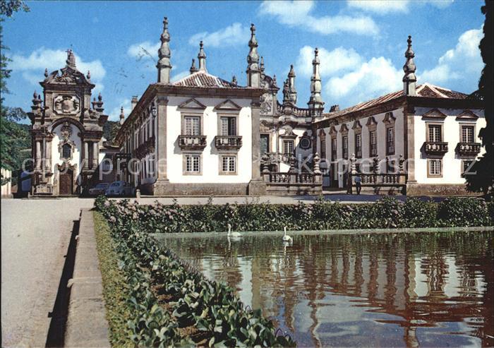 Vila Real Palacio de Mateus