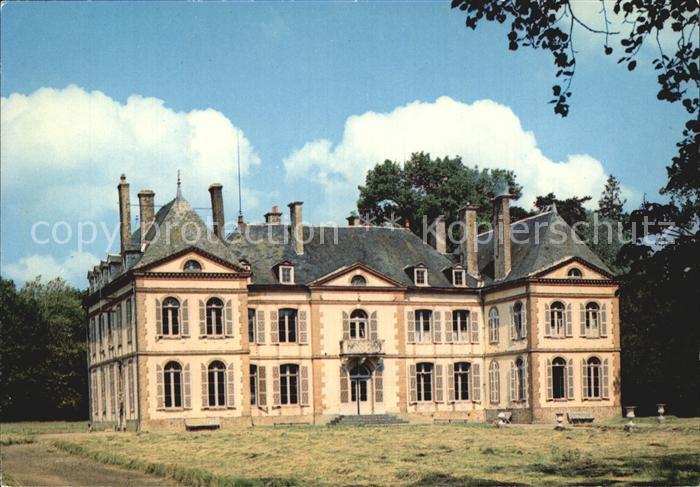Ferte Loupiere La La Chateau Kat. La Ferte Loupiere