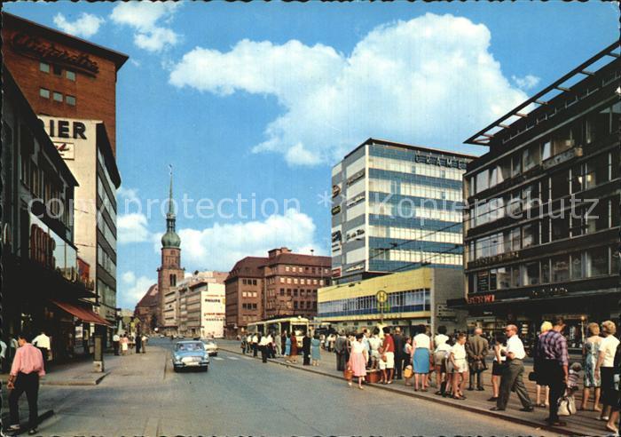 Dortmund Kampstrasse Kat. Dortmund
