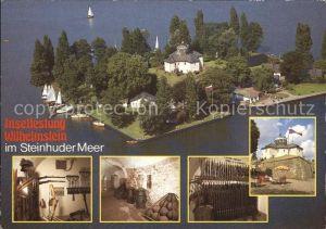 Steinhuder Meer Inselfestung Wilhelmstein Kat. Wunstorf