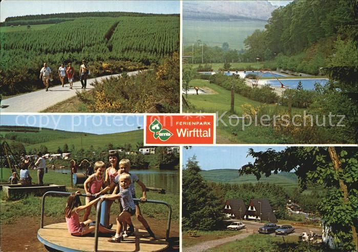 Wirft Ferienpark Wirfttal Kat. Wirft
