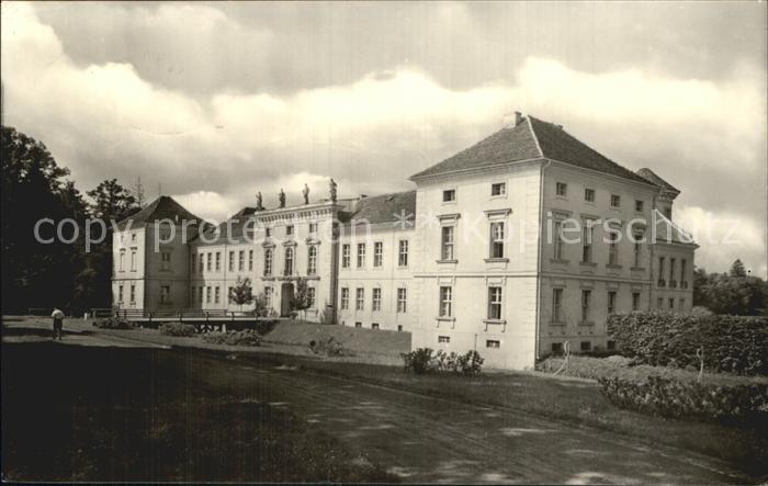Rheinsberg Sanatorium Helmut Lehmann Kat. Rheinsberg