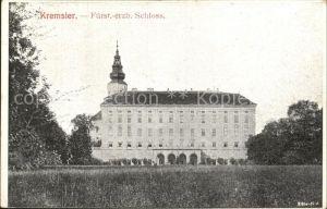 Kremsier Tschechien Schloss Kat. Kromeriz