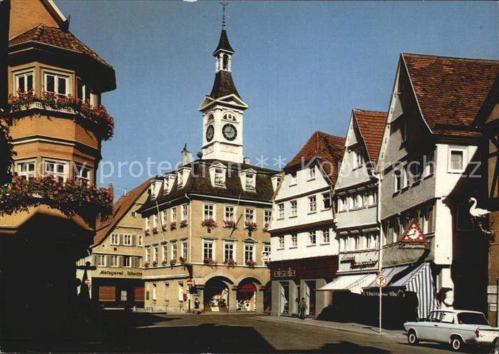 Aalen Marktplatz Kat. Aalen