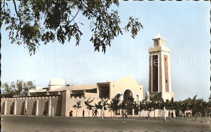 Bamako Grande Mosquee Kat. Bamako